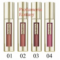 PUPA PRICESS SHINY LIP FLUID 03 NUDE BROWN