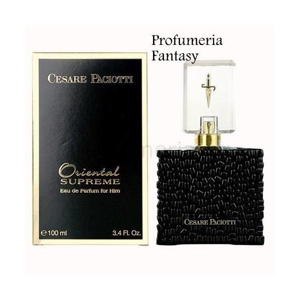 Cesare Paciotti donna Eau de parfum spray 100 ml