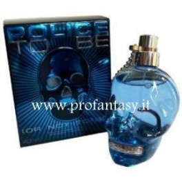Police to Be (or not to be) Eau de Toilette ml.125 4.2 Fl. Oz.