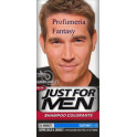 JUST FOR MEN SHAMPOO COLORANTE CASTANO H-30