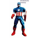 Marvel Avenger Assemble Captain America Bagno Schiuma 3D ml. 200 Bath Shower