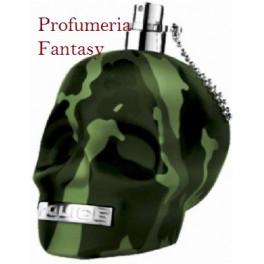 Police Profumi To Be Camouflage Eau de Toilette ml.40 1.35 Fl.Oz Spray