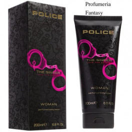 Police Profumi The Sinner Love The Excess for Woman Body Lotion ml.200 6.8 ll.OZ