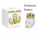 Police Profumi To Be The Queen for Woman Eau de Parfum ml.75 2.5 ll.OZ Spray