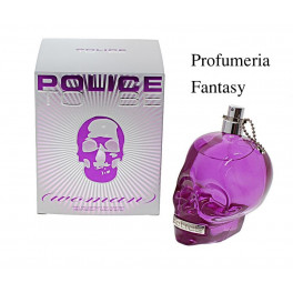 Police Profumi To Be (Woman) Eau de Parfum ml.75 2.5 ll.OZ Spray