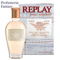Replay Profumi Replay Jeans OriginalFor Her Eau de Toilette ml.40 1.3 Fl.Oz Spray