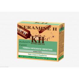 Keramine H Trattamento Anti-Caduta Azione d'urto 12 Fiale da x ml.6 a base di Kapilarine