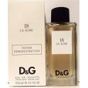Dolce & Gabbana The One Essence Eau de Parfum ml.65 2.1 Fl. Oz. Pour Femme Tester Profumi
