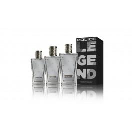 Police Profumi Legend For Man Eau de Parfum ml.100 3.4 Fl.Oz Spray