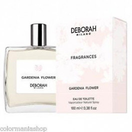 Deborah Milano Fragrances Gardenia Flower For Her Eau de Toilette ml.100 3.38 fl.OZ Spray Pour Femme Profumi