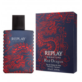 Replay Profumi Replay Signature Red Dragon For Man Eau de Toilette ml.50 1.7 Fl.Oz Spray