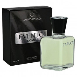 ROBERTO CAPUCCI EVENTO UOMO EAU DE TOILETTE ML.100 Fl.Oz. 3.4 PROFUMI FOR MEN NATURAL SPRAY