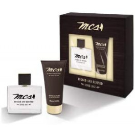 cofanetto mcs for men - eau de toilette 100 ml + shower gel 100 ml