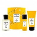 Acqua di Parma Colonia Eau de Colognr ml.100 3.4 Fl.OZ Spray + Bath and Shower Gel Ml.75 + Deodorante Spray Ml.50