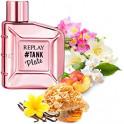 Replay Profumi Replay # Tank Plate For Her Eau de Toilette ml.100 3.4 Fl.Oz Spray