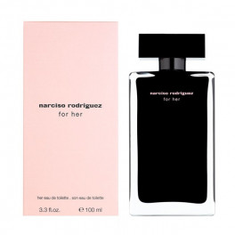 Narciso Rodriguez For Her Eau de Toilette ml.100 3.3 ll.OZ Spray